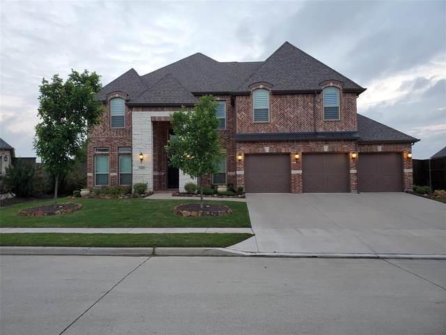 1421 Ramsbury Lane, Prosper, TX 75078 (MLS #14566387) :: Wood Real Estate Group