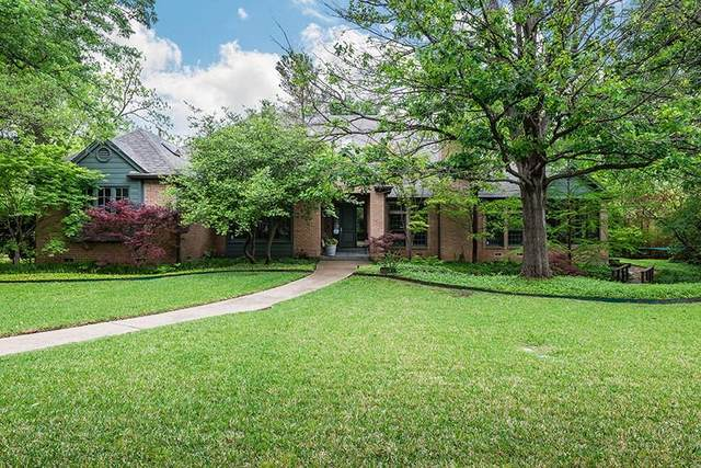 5525 Stonegate Road, Dallas, TX 75209 (MLS #14566397) :: All Cities USA Realty