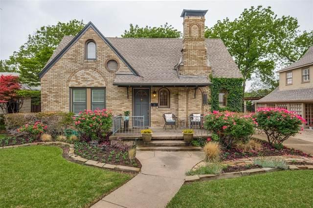 6030 Mercedes, Dallas, TX 75206 (MLS #14566410) :: Wood Real Estate Group
