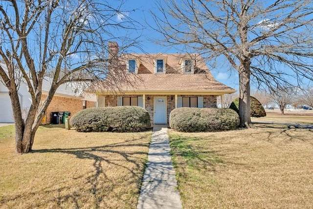 2325 Parkside Drive, Denton, TX 76201 (MLS #14566501) :: Wood Real Estate Group