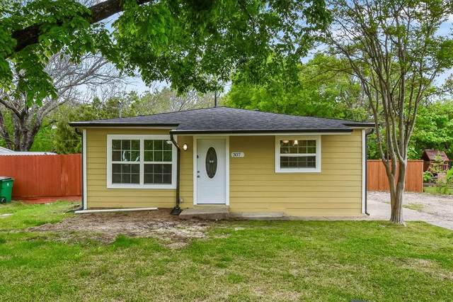 307 E Mowry, Crandall, TX 75114 (#14566505) :: Homes By Lainie Real Estate Group