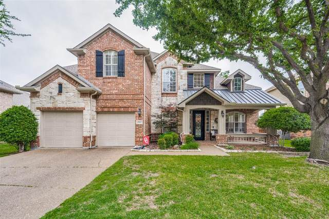 1915 Chisholm Trail, Frisco, TX 75033 (MLS #14566521) :: Wood Real Estate Group