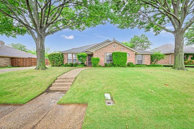 1209 Clubhouse Drive, Mansfield, TX 76063 (MLS #14566526) :: Team Hodnett