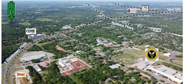 N/A S Fannin Avenue, Denison, TX 75020 (MLS #14566538) :: Wood Real Estate Group