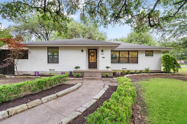 534 Monssen Drive, Dallas, TX 75224 (MLS #14566560) :: Front Real Estate Co.