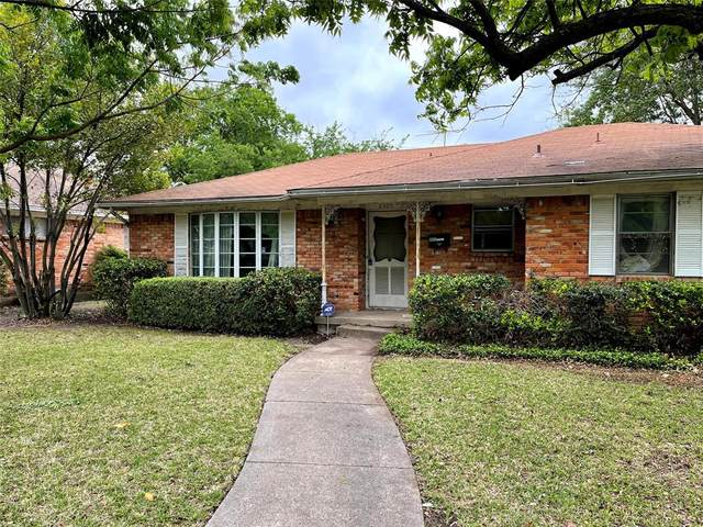 8309 Capriola Lane, Dallas, TX 75228 (MLS #14566568) :: The Kimberly Davis Group