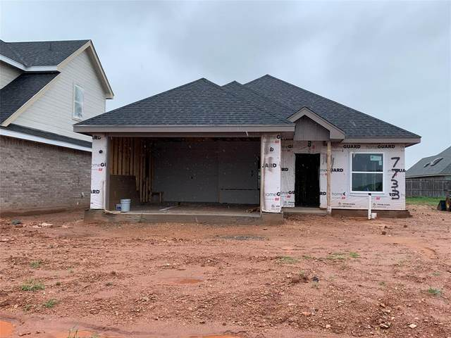 7733 Florence Drive, Abilene, TX 79606 (MLS #14566588) :: Premier Properties Group of Keller Williams Realty
