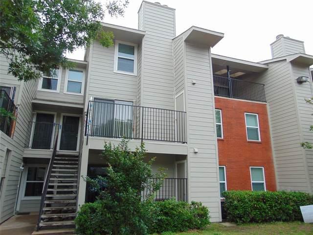 6900 Skillman Street #111, Dallas, TX 75231 (MLS #14566622) :: The Kimberly Davis Group