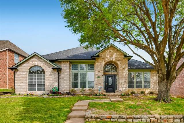3630 Canyon Oaks Drive, Carrollton, TX 75007 (MLS #14566628) :: Team Hodnett