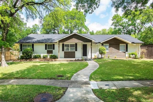 3663 Pallos Verdas Drive, Dallas, TX 75229 (MLS #14566636) :: Team Hodnett