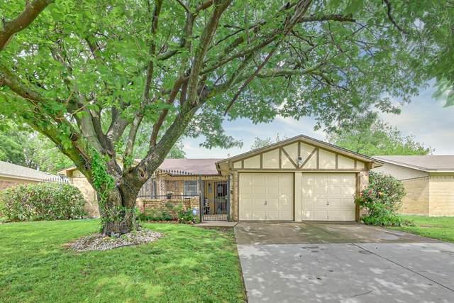 3610 Spring Meadows Drive, Arlington, TX 76014 (MLS #14566639) :: Team Hodnett