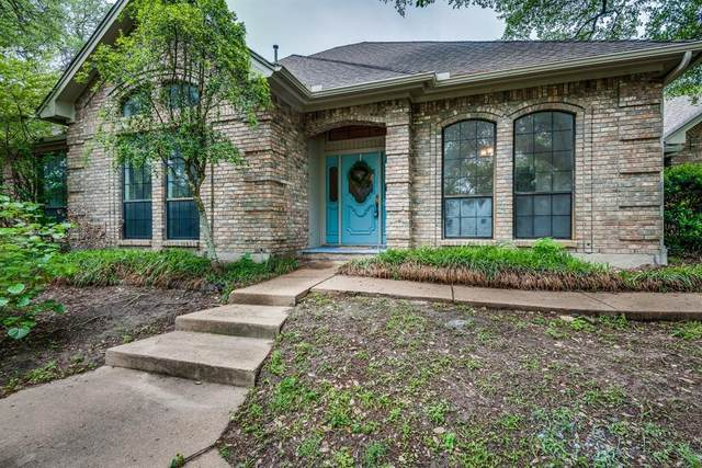 300 Coach House Circle, Fort Worth, TX 76108 (MLS #14566686) :: Real Estate By Design