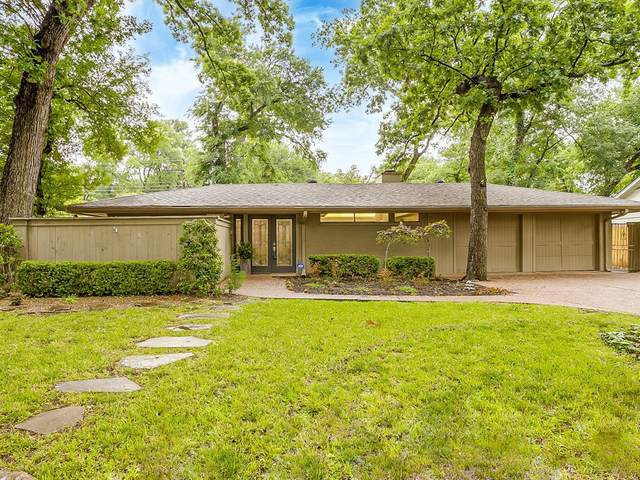 3116 Tanglewood Trail, Fort Worth, TX 76109 (MLS #14566702) :: The Mitchell Group