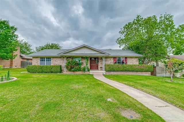 813 Vince Lane, Desoto, TX 75115 (MLS #14566704) :: Wood Real Estate Group