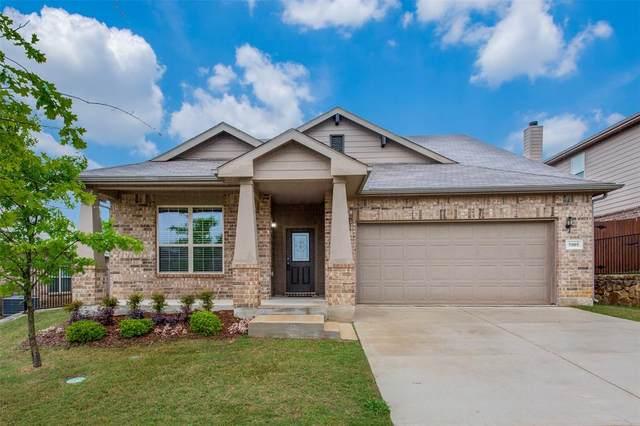 5005 Marina Drive, Denton, TX 76208 (MLS #14566711) :: The Kimberly Davis Group
