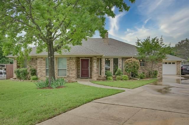 5108 Misty Wood Drive, Arlington, TX 76017 (MLS #14566736) :: Wood Real Estate Group