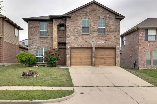 5141 Mirror Lake Drive, Haltom City, TX 76117 (MLS #14566747) :: Wood Real Estate Group