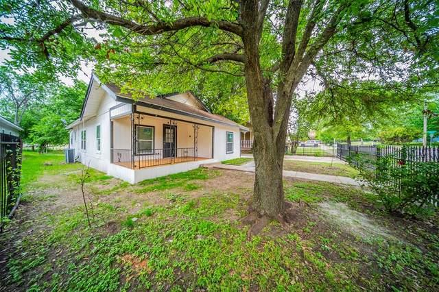 3143 S Jennings Avenue, Fort Worth, TX 76110 (MLS #14566786) :: Justin Bassett Realty