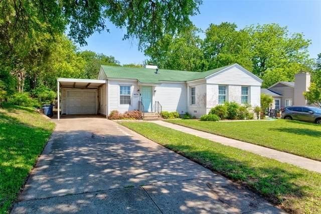 6474 Camp Bowie Boulevard, Fort Worth, TX 76116 (MLS #14566787) :: Frankie Arthur Real Estate