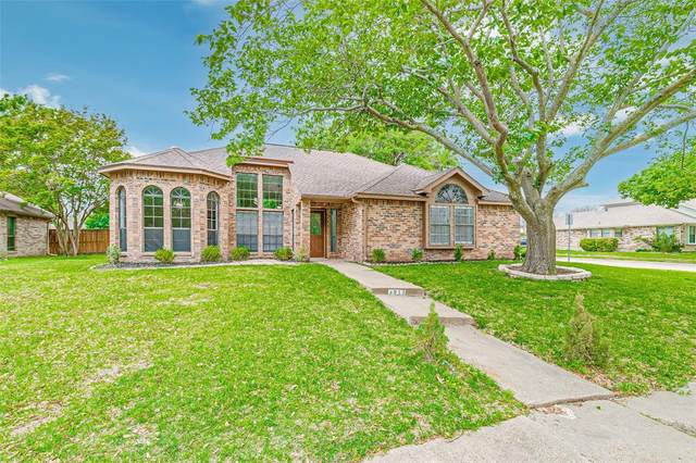 5013 Inwood Drive, Rowlett, TX 75088 (MLS #14566808) :: Wood Real Estate Group