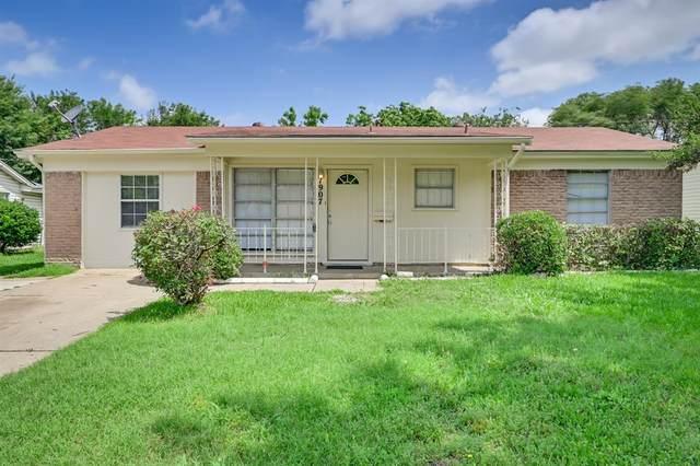 1907 Ridgewood Street, Irving, TX 75062 (MLS #14566820) :: Real Estate By Design