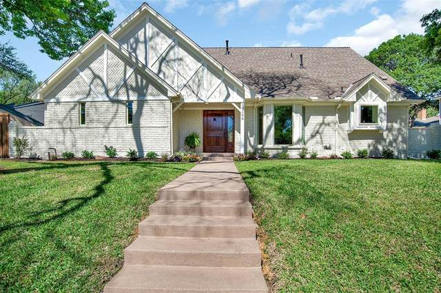 9109 Glen Springs Drive, Dallas, TX 75243 (MLS #14566825) :: Front Real Estate Co.