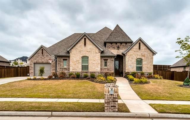 880 Saint Peter Lane, Prosper, TX 75078 (MLS #14566828) :: Wood Real Estate Group