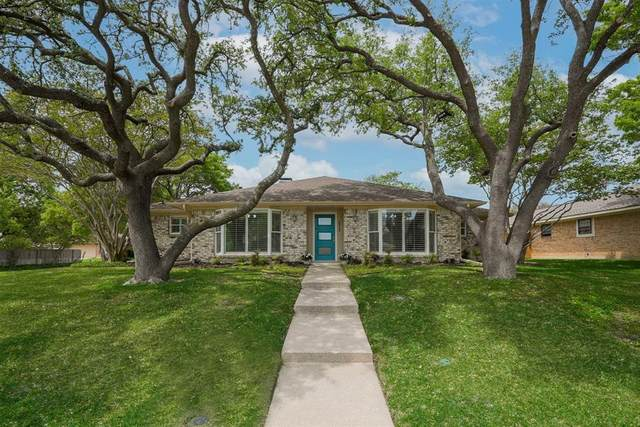 2313 Parkhaven Drive, Plano, TX 75075 (MLS #14566832) :: Wood Real Estate Group