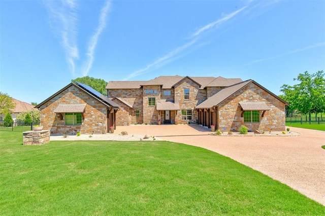 221 Pinnacle Peak Lane, Weatherford, TX 76087 (MLS #14566833) :: Trinity Premier Properties