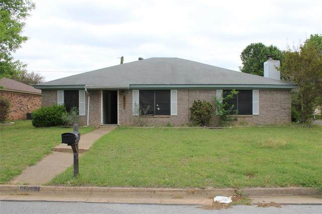 6231 Hott Springs Drive, Arlington, TX 76001 (MLS #14566840) :: Wood Real Estate Group