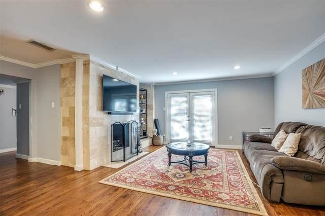 5806 Birchbrook Drive #105, Dallas, TX 75206 (MLS #14566852) :: Frankie Arthur Real Estate