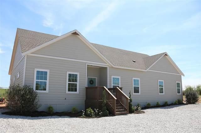 115 Dove Street, Boyd, TX 76023 (MLS #14566859) :: Team Hodnett
