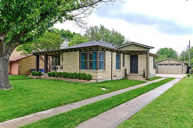 2330 Barberry Drive, Dallas, TX 75211 (MLS #14566879) :: All Cities USA Realty