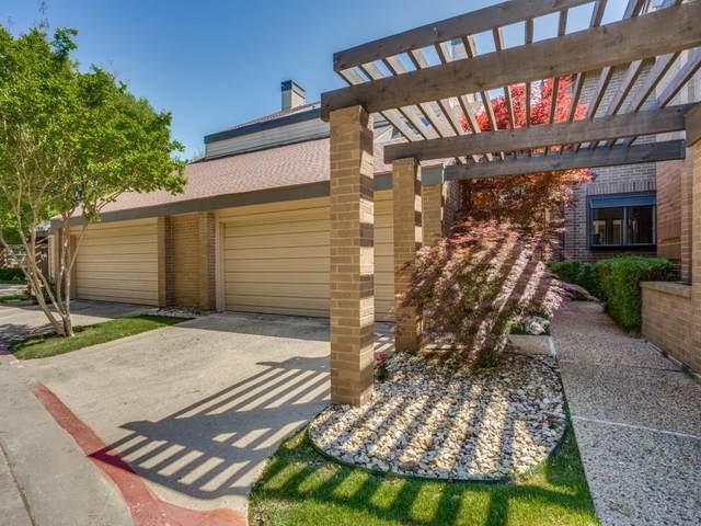 5004 Westgrove Drive, Dallas, TX 75248 (MLS #14566889) :: The Kimberly Davis Group