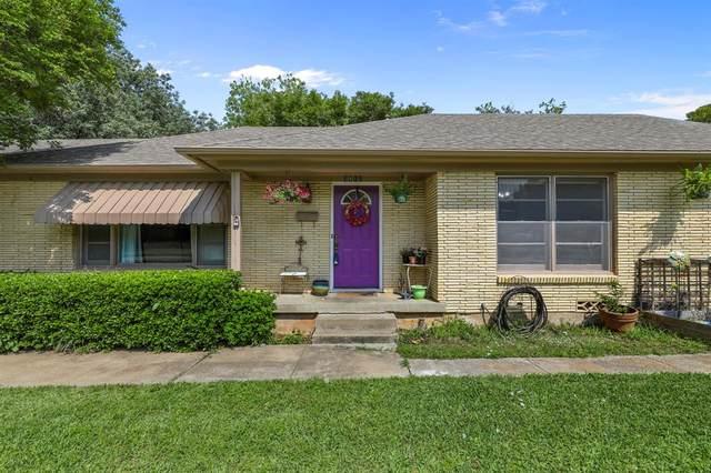 3812 London Lane, Richland Hills, TX 76118 (MLS #14566904) :: Team Hodnett