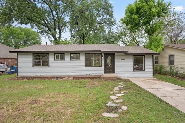 313 Franklin Avenue, Mckinney, TX 75069 (MLS #14566928) :: Premier Properties Group of Keller Williams Realty