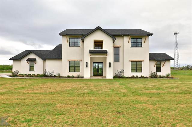 118 County Road 337, Tuscola, TX 79562 (MLS #14566943) :: The Russell-Rose Team