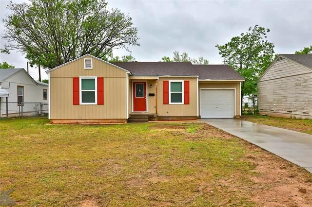 1558 Graham Street, Abilene, TX 79603 (#14566954) :: Homes By Lainie Real Estate Group