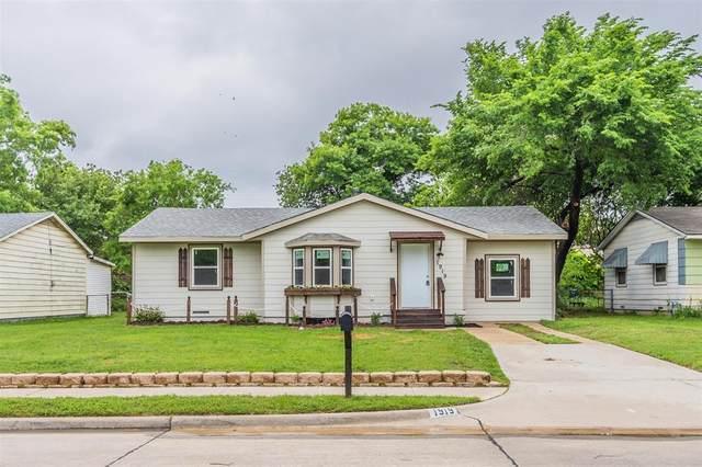 1919 English Street, Irving, TX 75061 (MLS #14566958) :: Real Estate By Design