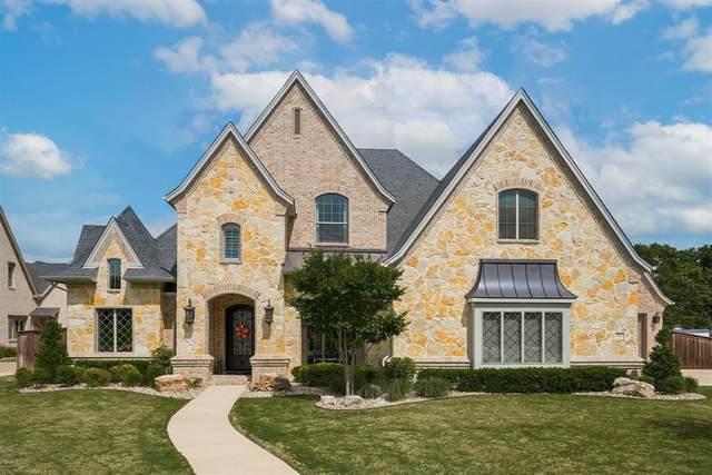 5701 Ponderosa Street, Colleyville, TX 76034 (MLS #14566979) :: Frankie Arthur Real Estate