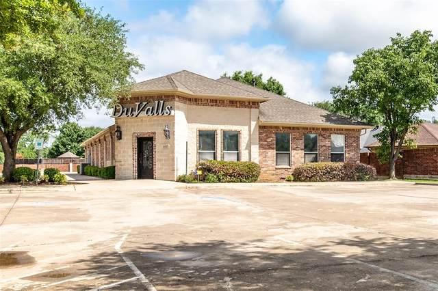 440 W Harwood Road, Hurst, TX 76054 (MLS #14567021) :: Real Estate By Design