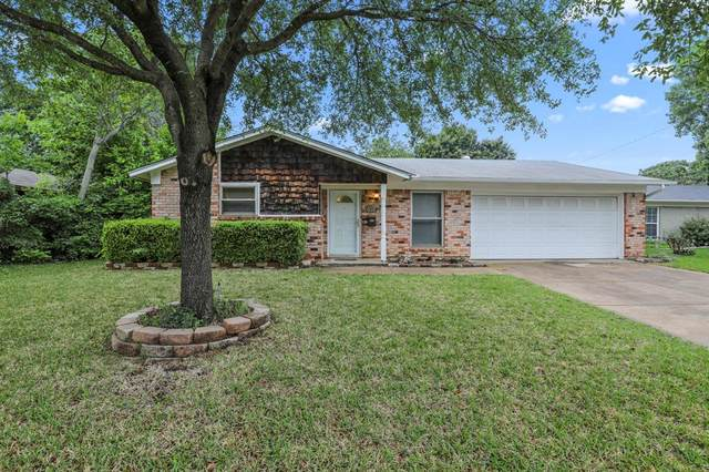 1800 Barron Lane, Fort Worth, TX 76112 (MLS #14567029) :: Wood Real Estate Group