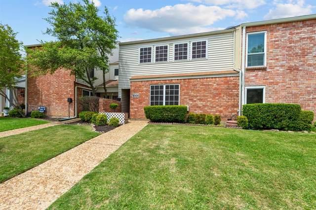 1666 Choteau Circle, Grapevine, TX 76051 (MLS #14567044) :: The Kimberly Davis Group