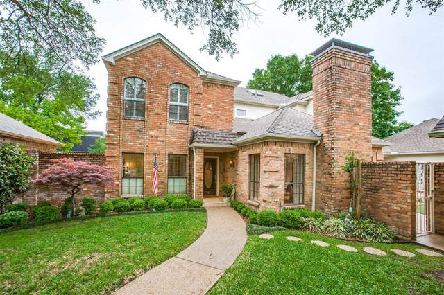 4 Connaught Court, Dallas, TX 75225 (MLS #14567076) :: The Kimberly Davis Group