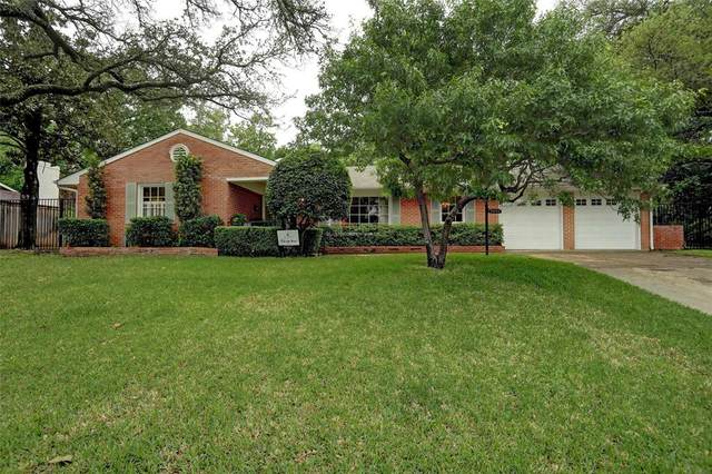 4804 Hildring Drive E, Fort Worth, TX 76109 (MLS #14567078) :: Front Real Estate Co.