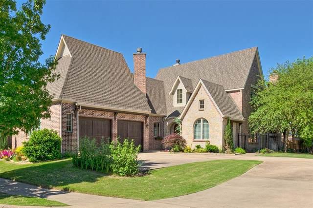 800 Chapel Hill Lane, Mckinney, TX 75069 (MLS #14567130) :: Wood Real Estate Group