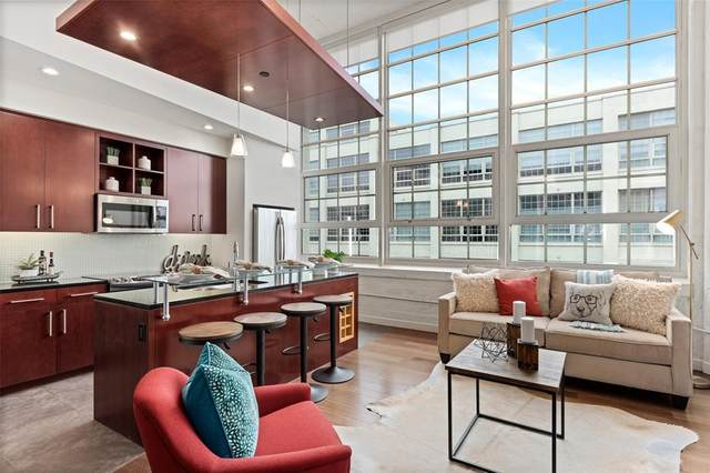 2600 W 7th Street #2722, Fort Worth, TX 76107 (MLS #14567131) :: All Cities USA Realty