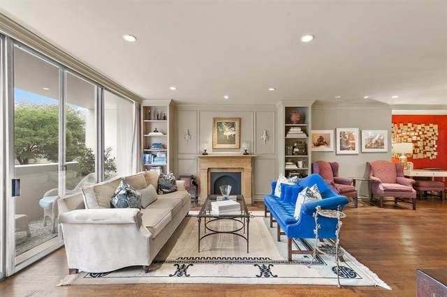 3701 Turtle Creek Boulevard 3H, Dallas, TX 75219 (#14567133) :: Homes By Lainie Real Estate Group