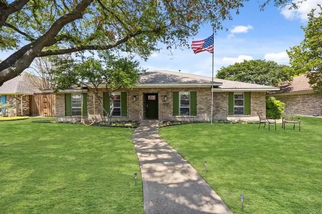 1115 Morningstar Trail, Richardson, TX 75081 (MLS #14567164) :: The Kimberly Davis Group