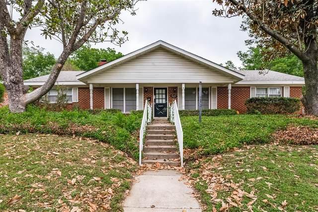 5609 Wimbleton Way, Fort Worth, TX 76133 (MLS #14567211) :: Real Estate By Design